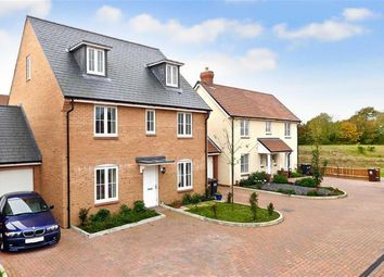 Thumbnail 5 bed detached house for sale in Hedley Way, Hailsham