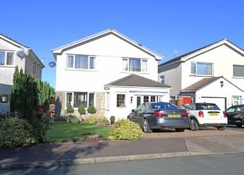 Thumbnail 4 bedroom detached house for sale in Clos-Glanlliw, Pontlliw, Swansea, Abertawe