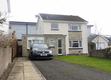 Thumbnail 3 bed detached house for sale in Heol Gollen, North Park Estate, Cardigan