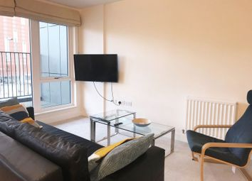 Thumbnail 3 bedroom flat to rent in Colindale Avenue, Edgware