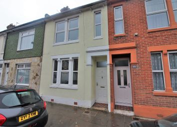 Thumbnail 3 bed terraced house for sale in Walker Road, Portsmouth