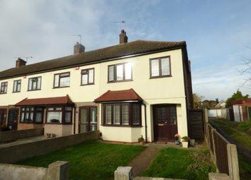Thumbnail 3 bedroom end terrace house for sale in Mygrove Road, Rainham