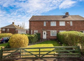 Thumbnail 4 bed semi-detached house for sale in Birchwood Road, Wollaton, Nottingham, Nottinghamshire