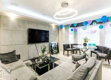 Thumbnail 2 bed flat for sale in Wellington Court, 55-67 Wellington Road, London