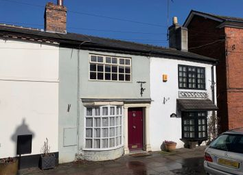 Thumbnail 2 bed terraced house for sale in High Street, Eccleshall, Staffordshire