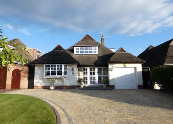 Thumbnail 4 bed detached house for sale in Bennett Road, Sutton Coldfield