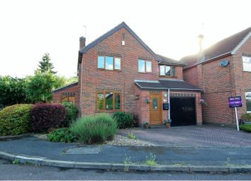 Thumbnail 3 bed detached house for sale in Empingham Close, Toton