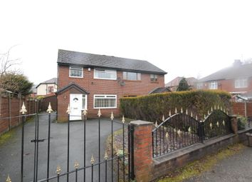 Thumbnail 3 bed semi-detached house to rent in Lison Street, Passmonds, Rochdale