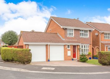 Thumbnail 3 bed detached house for sale in Smythe Croft, Whitchurch, Bristol