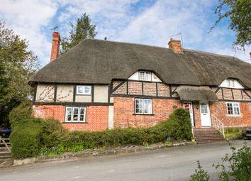 Thumbnail 4 bedroom property for sale in Church Road, Milston, Salisbury