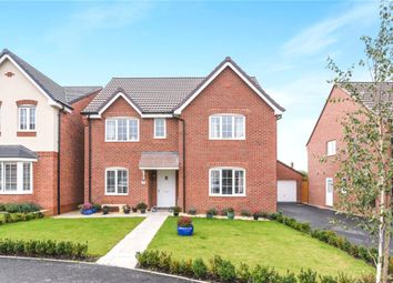Thumbnail 4 bed detached house for sale in Egremont Close, Evesham