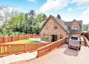 Thumbnail 5 bed detached house for sale in Furzeland Drive, Bryncoch