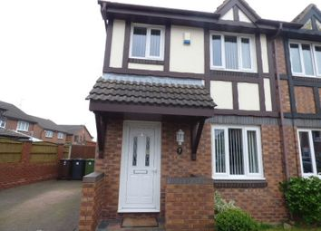 Thumbnail 2 bed semi-detached house for sale in The Fieldings, Lydiate, Liverpool