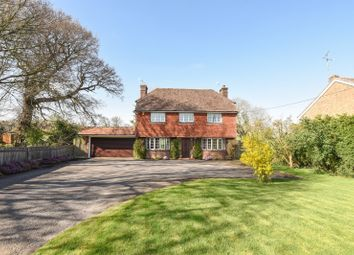 Thumbnail 4 bed detached house to rent in Bell Road, Warnham, Horsham