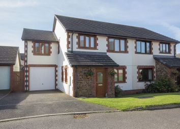 Thumbnail 4 bedroom semi-detached house for sale in Marshalls Mead, Beaford, Winkleigh