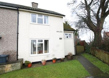 Thumbnail 2 bed terraced house to rent in Hopelands, Heighington, County Durham
