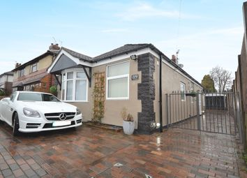 Thumbnail 2 bed detached bungalow for sale in Reeves Avenue, Newcastle-Under-Lyme