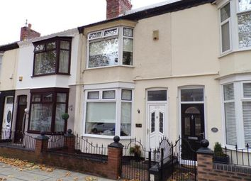 Thumbnail 4 bed terraced house for sale in Stanley Park Avenue South, Anfield, Liverpool, Merseyside