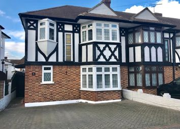 Thumbnail 3 bed semi-detached house for sale in Dudley Drive, Morden