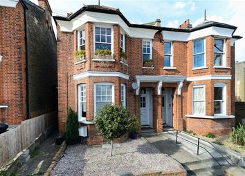 Thumbnail 4 bedroom flat for sale in Thornlaw Road, London