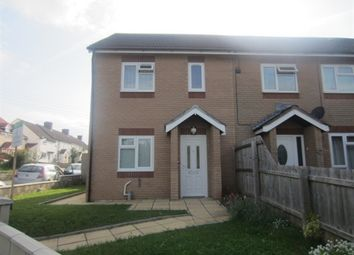 Thumbnail 3 bedroom terraced house to rent in Holmlea, Wookey, Wells