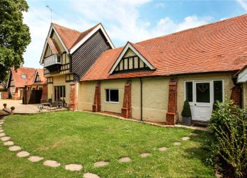 Thumbnail 5 bed barn conversion for sale in Ridge Lane, Rotherwick, Hook