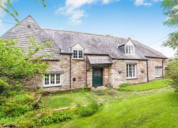 Thumbnail 4 bed farmhouse for sale in Ugborough, South Hams, Devon