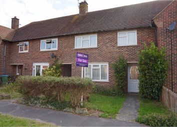 Thumbnail 3 bed terraced house for sale in Gospond Road, Barnham