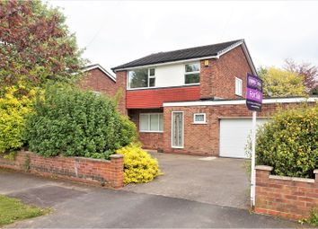 Thumbnail 4 bed detached house for sale in Eppleworth Road, Cottingham