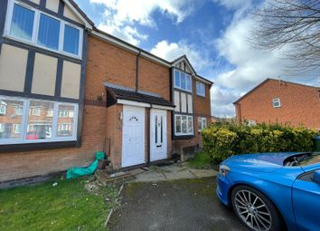 Thumbnail 1 bed maisonette for sale in Sorrel Drive, Walsall, West Midlands