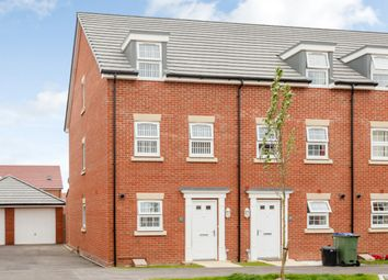 Thumbnail 4 bed town house for sale in Blackbourne Chase, Littlehampton, West Sussex