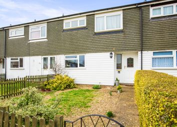 Thumbnail 3 bed terraced house for sale in Howitts Gardens, Eynesbury, St. Neots