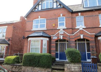 Thumbnail 5 bedroom semi-detached house to rent in Burford Road, Nottingham