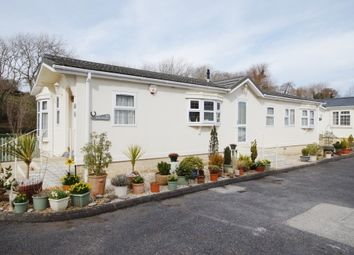 Thumbnail 3 bed mobile/park home for sale in Upton, Ringstead, Dorchester