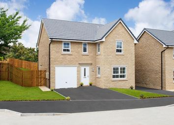 "Thumbnail 4 bed detached house for sale in ""Halton"" at Grange Road, Golcar, Huddersfield"