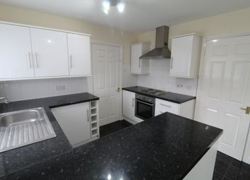 Thumbnail 3 bed link-detached house to rent in Silverdale Road, Cramlington