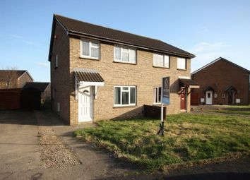 Thumbnail 3 bed semi-detached house to rent in Rochester Way, Darlington