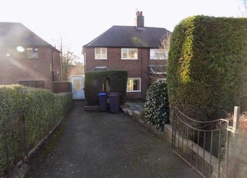 Thumbnail 2 bed semi-detached house to rent in Ashbourne Road, Leek, Staffordshire