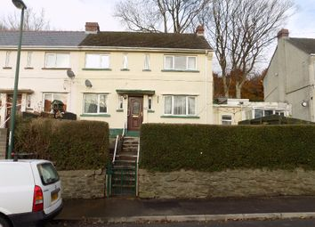 Thumbnail 3 bed semi-detached house for sale in Attlee Avenue, Abertillery