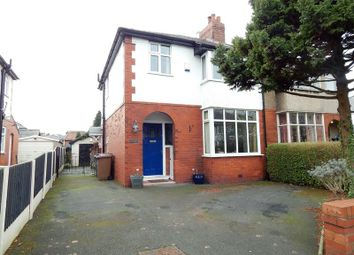 Thumbnail 4 bedroom semi-detached house for sale in Carleton Drive, Penwortham, Preston