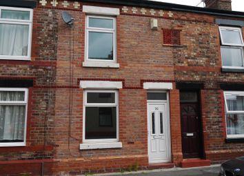 Thumbnail 2 bedroom terraced house for sale in Winifred Street, Warrington