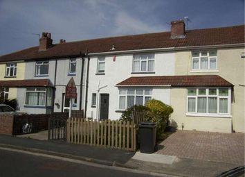 Thumbnail 4 bedroom terraced house to rent in Beloe Road, Bristol