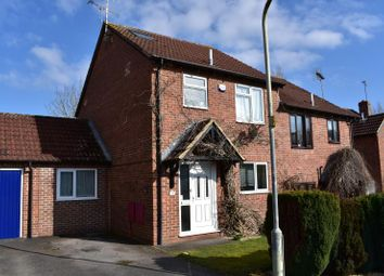 Thumbnail 4 bed semi-detached house for sale in Shalbourne Close, Hungerford
