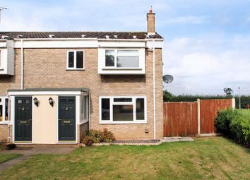 Thumbnail 2 bed terraced house for sale in Ormesby Road, Badersfield, Coltishall, Norwich