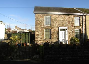 Thumbnail 3 bed end terrace house for sale in Oddfellows Street, Ystradgynlais, Swansea.