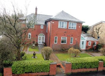 Thumbnail 5 bed detached house for sale in Walshaw Road, Walshaw, Bury
