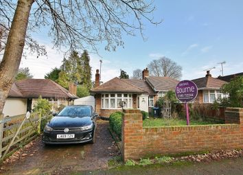 Thumbnail 2 bed semi-detached bungalow for sale in Triggs Lane, Hook Heath, Woking