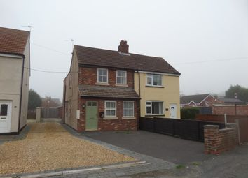 Thumbnail 1 bed flat to rent in Moorwell Road, Bottesford, Scunthorpe