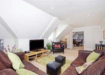 Thumbnail 4 bed flat for sale in Oakwood Grange, 26 Oatlands Chase, Weybridge, Surrey