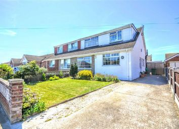 Thumbnail 4 bed bungalow for sale in Bowfield Close, Grimsby